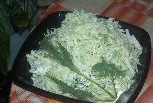 Салат из редьки и огурцов Закусочный