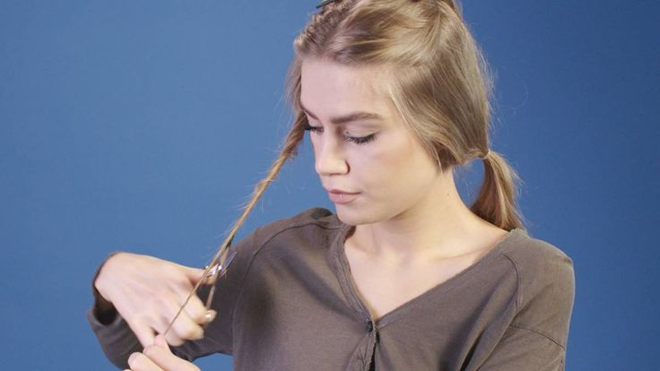 Haare selber schneiden wie geht das  Moderne mnnliche ...