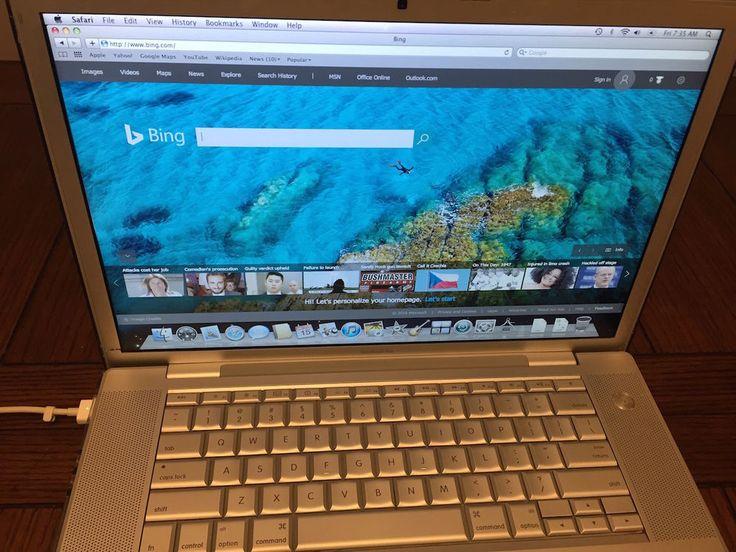 "Apple MacBook Pro A1260 15.4"" Laptop - MB133LL/A (February, 2008) #Apple"