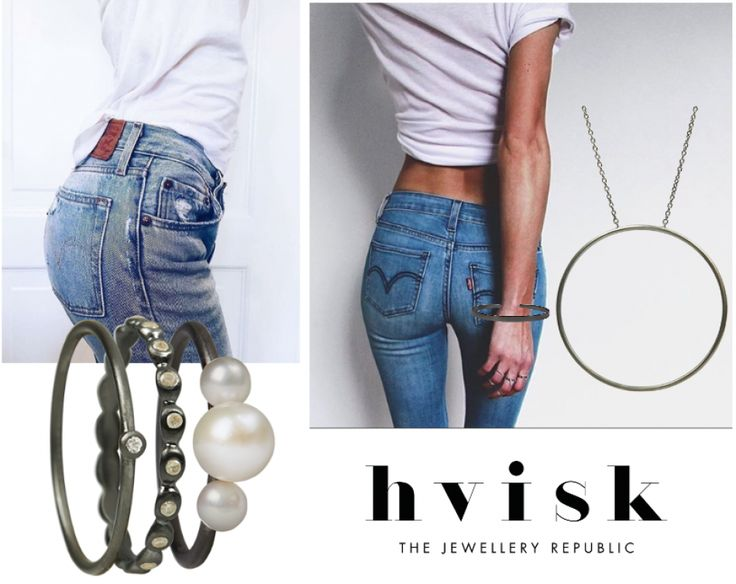 Denim In Love #Hviskdenim