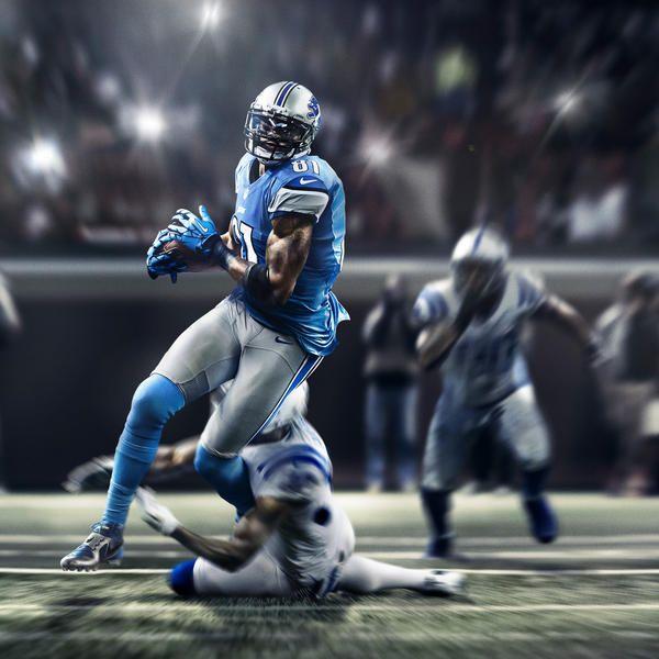 Nike News - Nike and Calvin Johnson, Jr. Unveil New Signature CJ81 Elite TD Cleat