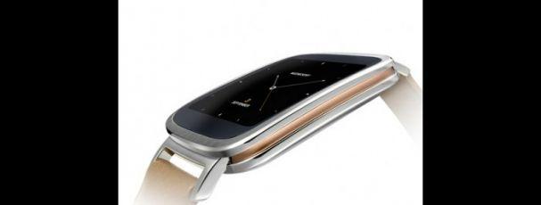 Relógio inteligente da Asus deverá ser exclusivo