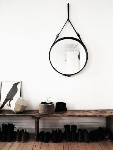 adnet mirror collection | accessoarer väskor | Artilleriet | Inredning Göteborg