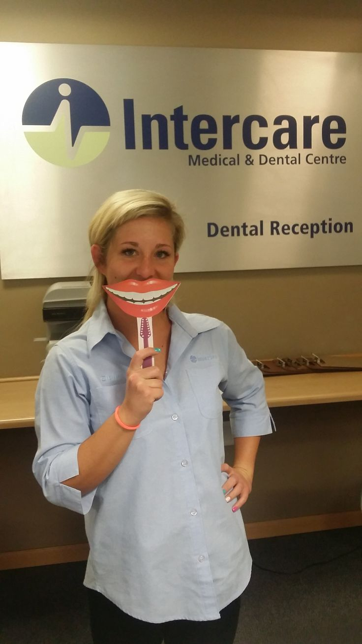 Candice @ InterCare  #MyWrightSmile