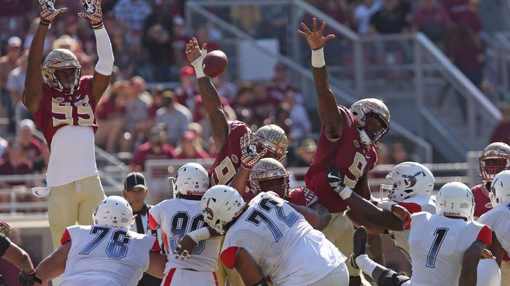 Florida State cruises to 71-point rout over Delaware State - Orlando Sentinel