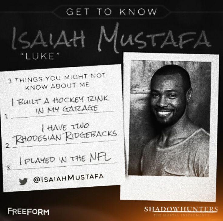Isaiah Mustafa