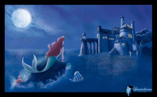 Disney Fan Art - love this movie!!!