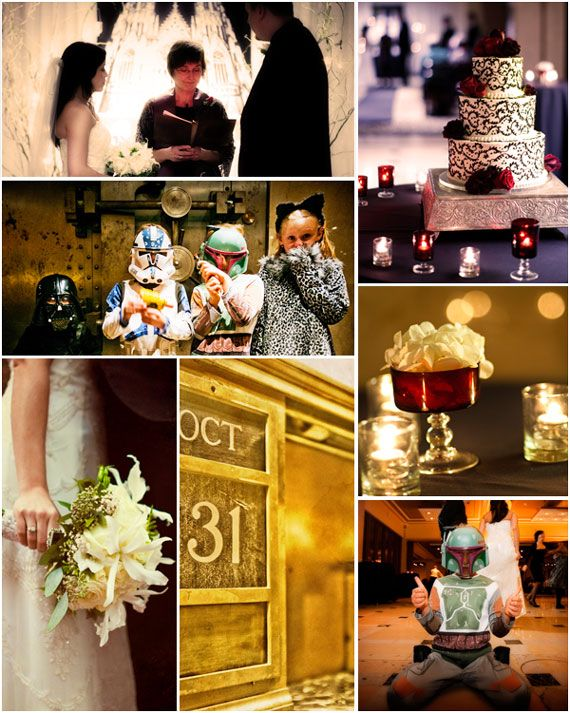 22 Best Images About Halloween Weddings On Pinterest