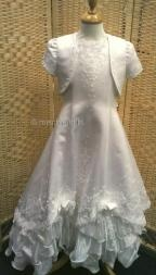 Bella Communion Dress + Bolero Set 6 to 10 YEARS