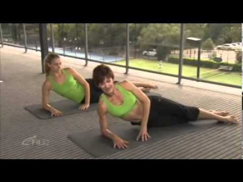 Pilates Essentials, FULL 30 Minute exercise video.