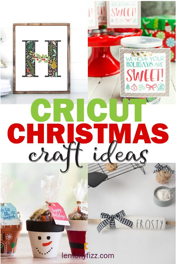 Christmas Craft Ideas To Make With Your Cricut Or Easypress In 2020 Christmas Crafts Gifts Cricut Christmas Gifts To Make