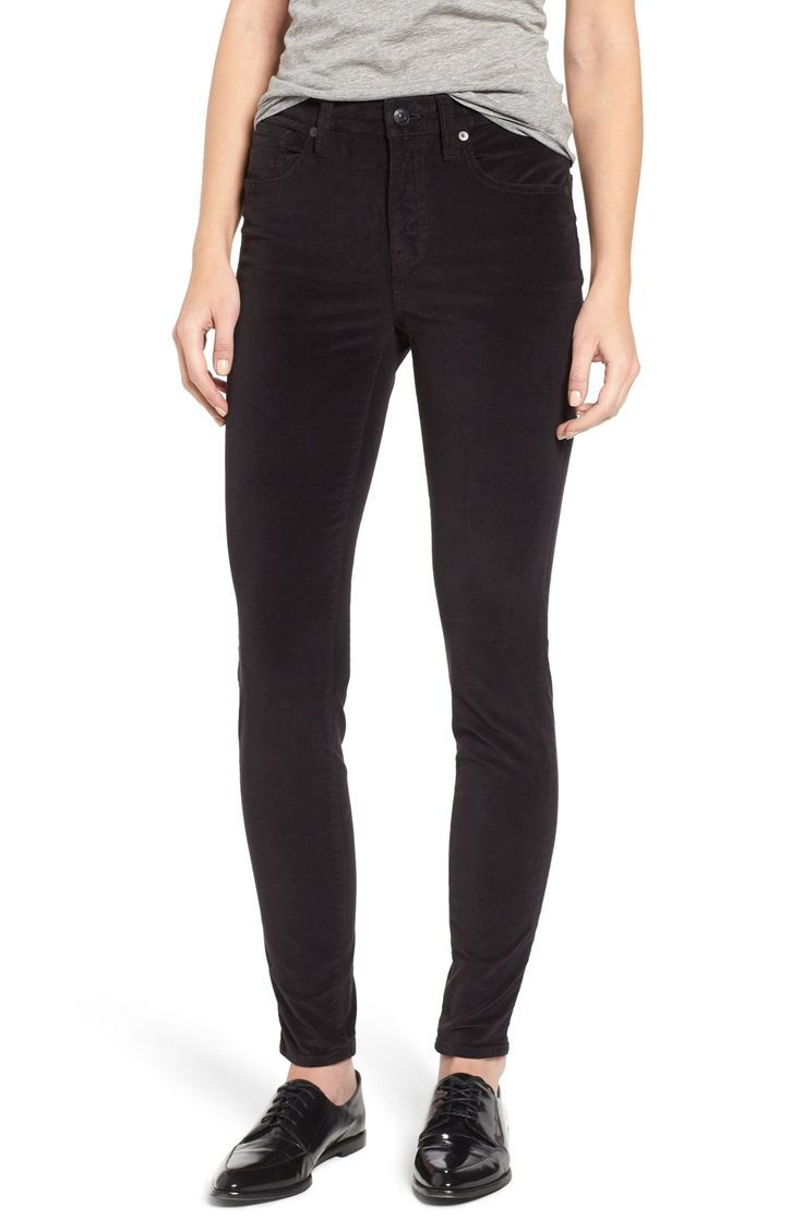 Best Fall Outfits :      Picture    Description  Winter Style Ideas. Winter Fashion and Winter Outfit Ideas. Black velvet skinny jeans. | Nordstrom Half Yearly Sale Favorites    - #Fall https://looks.tn/season/fall/best-fall-outfits-winter-style-ideas-winter-fashion-and-winter-outfit-ideas-black-velvet-skinny/