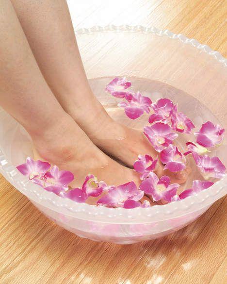 Natuurlijke middeltjes tegen zweetvoeten en -schoenen