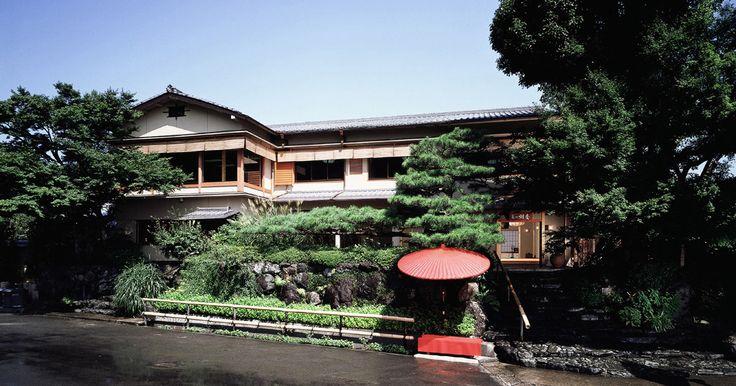 Arashiyama Kyoto Onsen stay