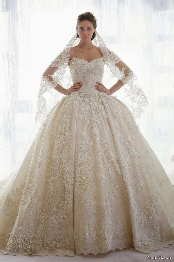 Hermosos vestidos de novias | Vestidos unicos