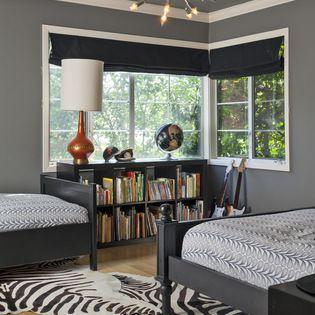 Contemporary Boys Bedroom - contemporary - Kids - San Francisco - Holly Bender Interiors