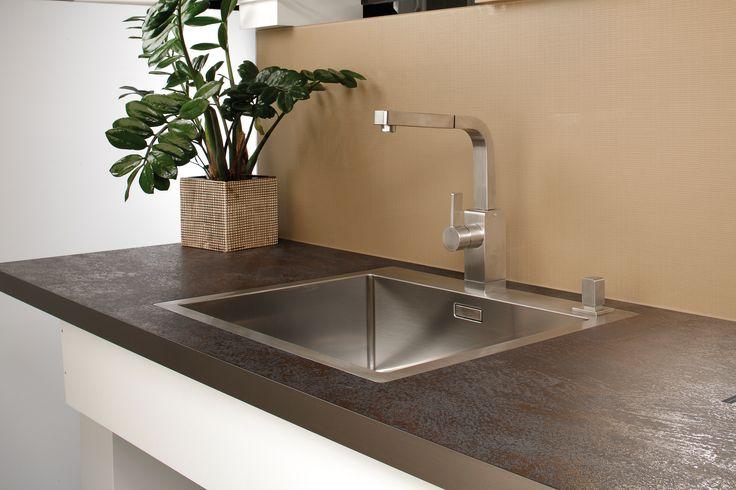 arbeitsplatte kche granit - Granit Arbeitsplatte Kuche