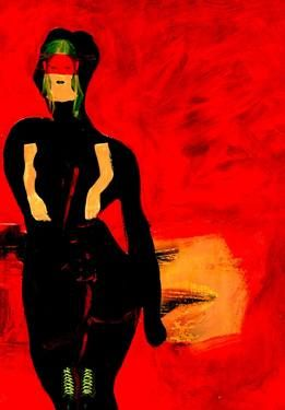 "Saatchi Art Artist CRIS ACQUA; Collage, ""4-ART in PAPER."" #art"