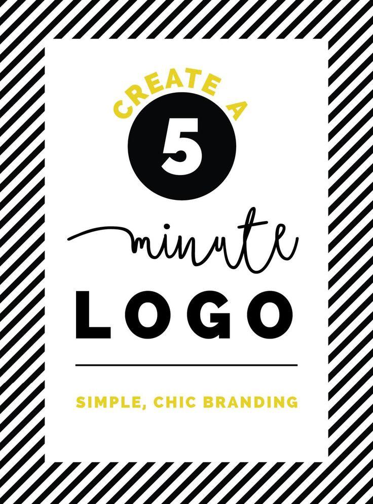5 minute logo idea #1 | LOVE PLUS COLOR