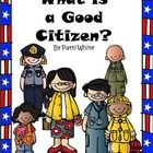 "Start the year off right talking about your classroom community and how your students can be ""good citizens!""  This unit explores the characteristi..."