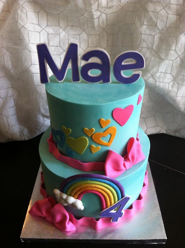 Rainbow dash, my little pony, cake! | Kids Birthday Cakes ...