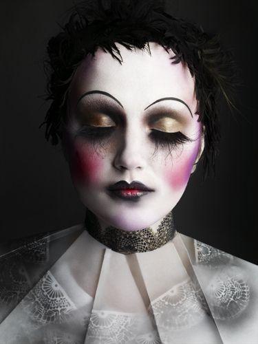 Dead doll perfection #sfx #makeup #halloween