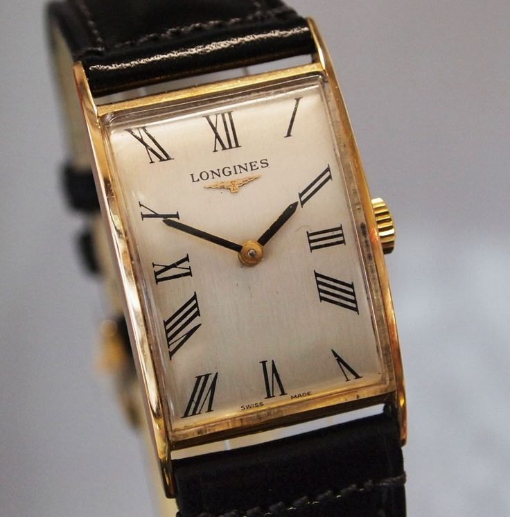 Longines 18ct 1950s #skjwatches #themews #longines