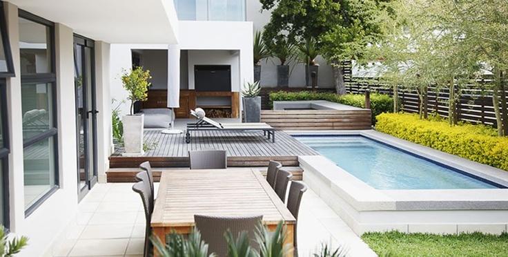 47 best Garden Deck images on Pinterest   House porch ...