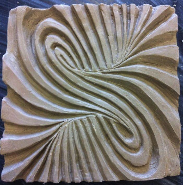 Best relief tiles images on pinterest ceramic art