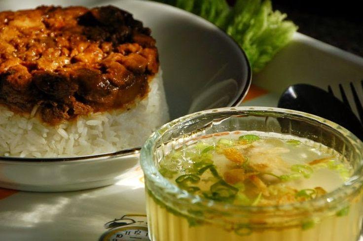 Resep Aneka Ayam: Resep Nasi Tim Ayam