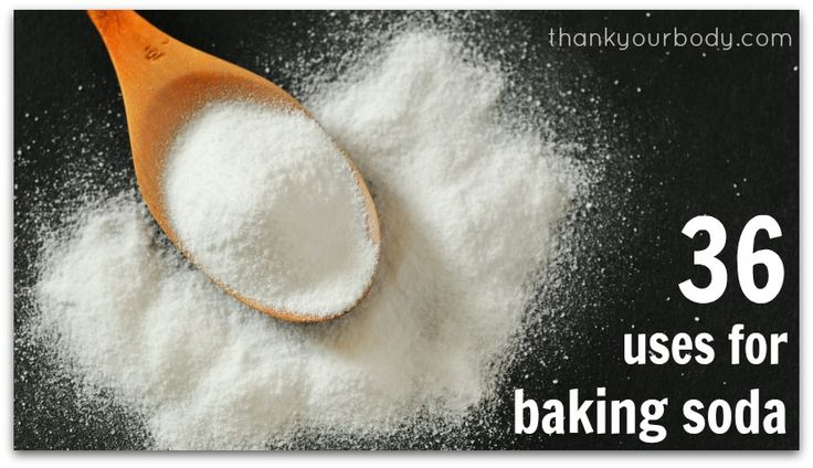 36 Uses for Baking Soda  I decided to just pin all of them because there are a few I didn't know to try!