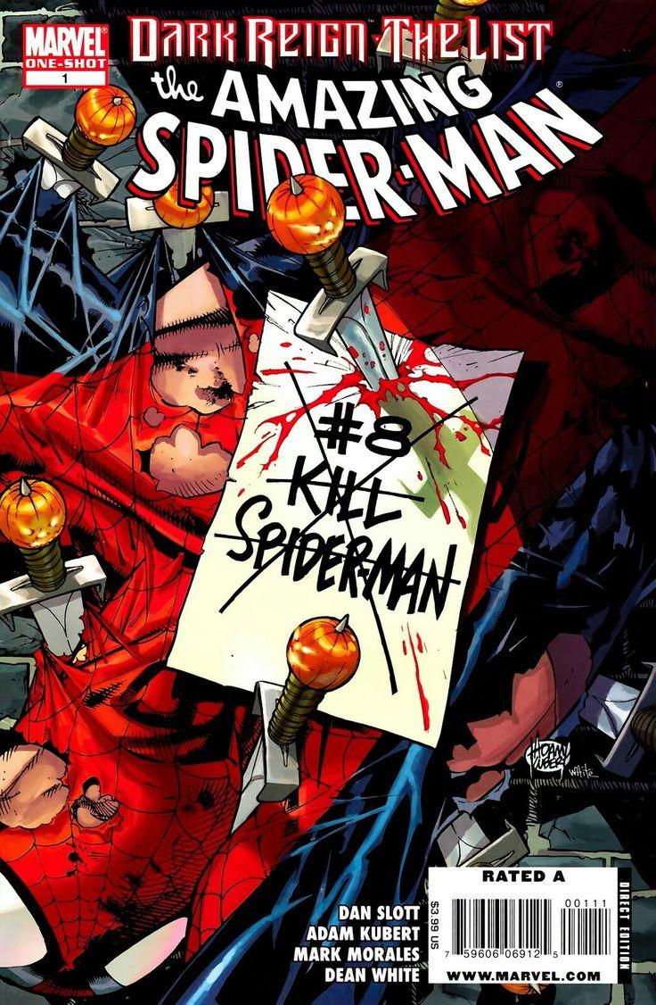 Dark Reign: The List - Amazing Spider-Man one-shot
