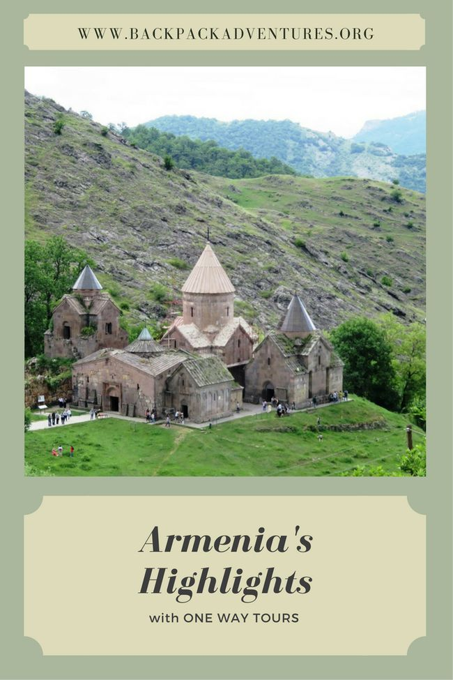 Armenia - My experiences visiting the highlights of Armenia such as Lake Sevan, Dilijan, Tatev, Noravank and Khor Virap with ONE WAY TOUR