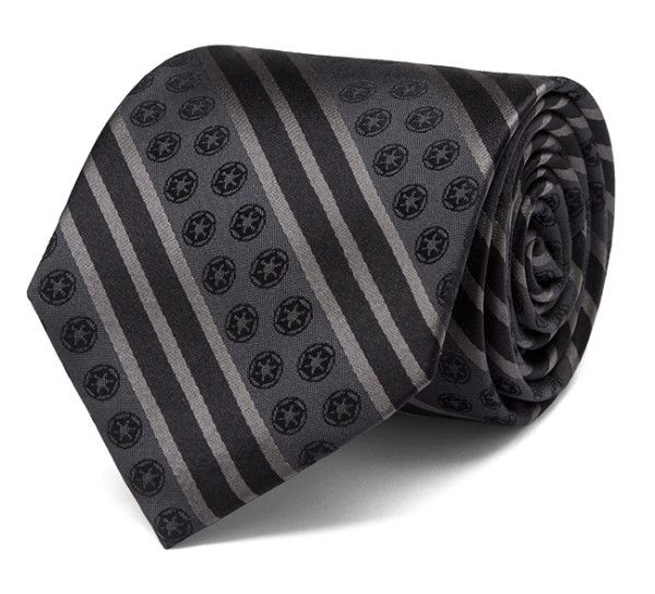 These Subtle 'Star Wars' Silk Ties Keep It Classy