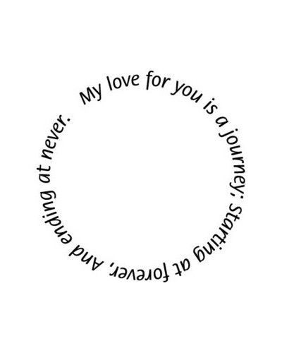 I have been trying to find a circle tattoo for the fam....I like this one the best