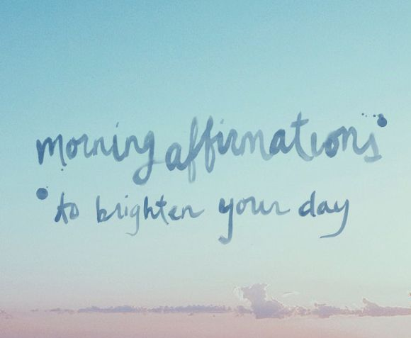 Morning Affirmations To Brighten Your Day | Free People Blog #freepeople