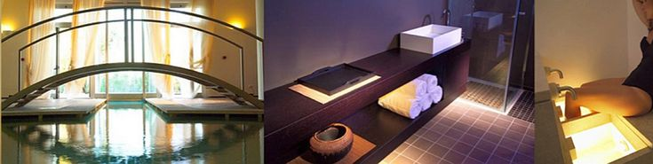 СПА дизайн, Irispa in Hotel Villa San Paolo, Daniele Cantoni, Даниэле Кантони, Spa Concept
