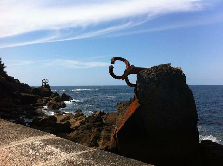 Saint- Sébastien, mer, voyage, aventure mesure, voyage, tourisme, Espagne