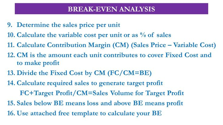 LeaseInstallment #LoanInstallment #Excel #Finance #PMT - break even analysis on excel