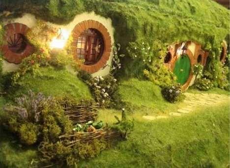 17 Best Images About Hobbit Homes On Pinterest Cob