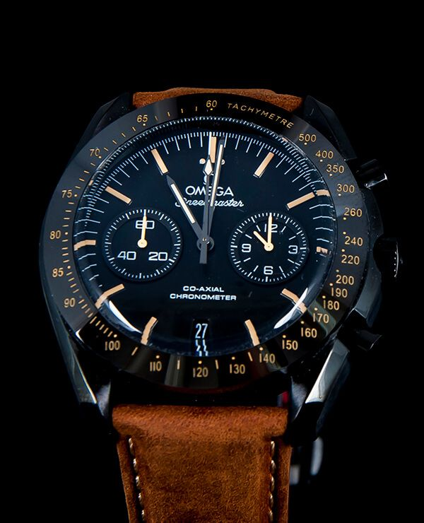 OMEGA SPEEDMASTER DARK SIDE OF THE MOON   8