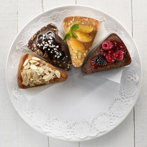 molde para pasteles individuales