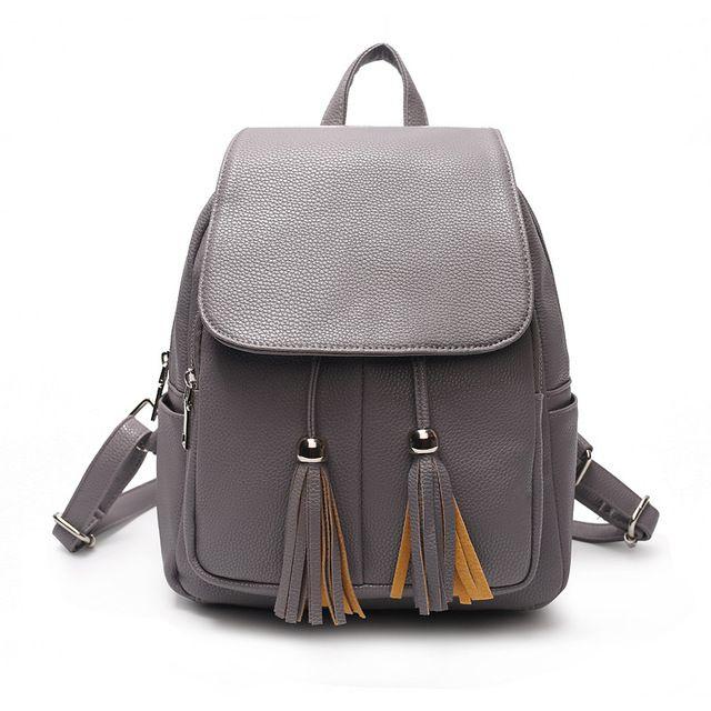 Limited Offer $16.50, Buy 2017 Genuine Leather backpacks for teenage girls Preppy Style Travel Bags backpacks women school backpack backpacks for bag C280