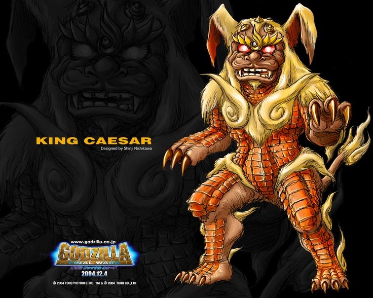 godzilla-unleashed-king-caesar