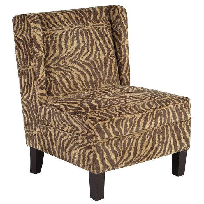 Product: Accent Chair Construction Material: Fabric, Filling And Solid Wood. Gallery