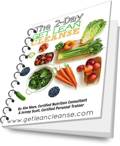 Love this simple 2-Day Cleanse..all natural foods and easy to do. #GlutenFreeCleanse #GlutenFreeRecipes
