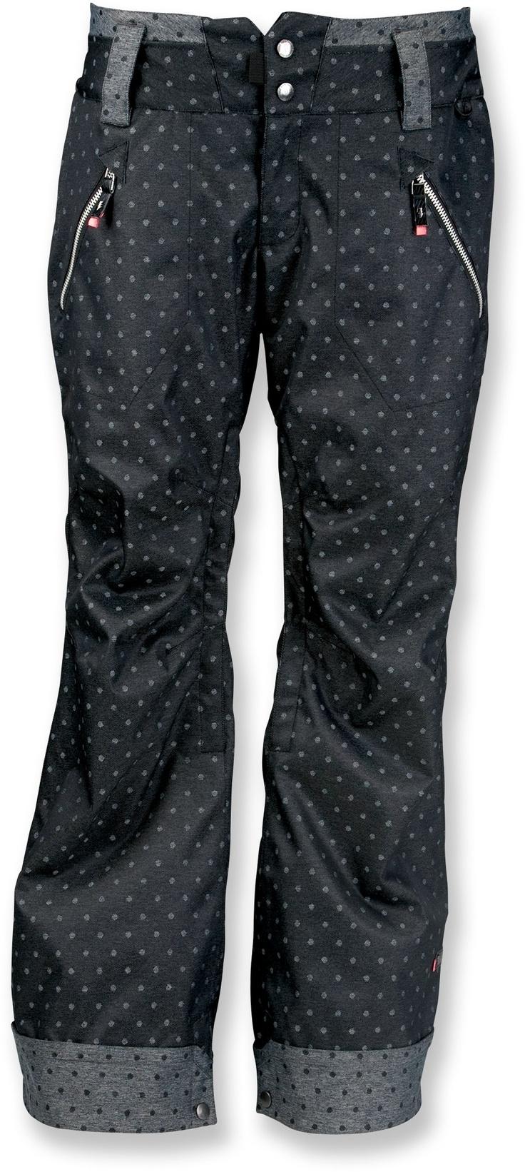 Ride Leschi Pants - Women's - 2011 Closeout with boa window cut out!
