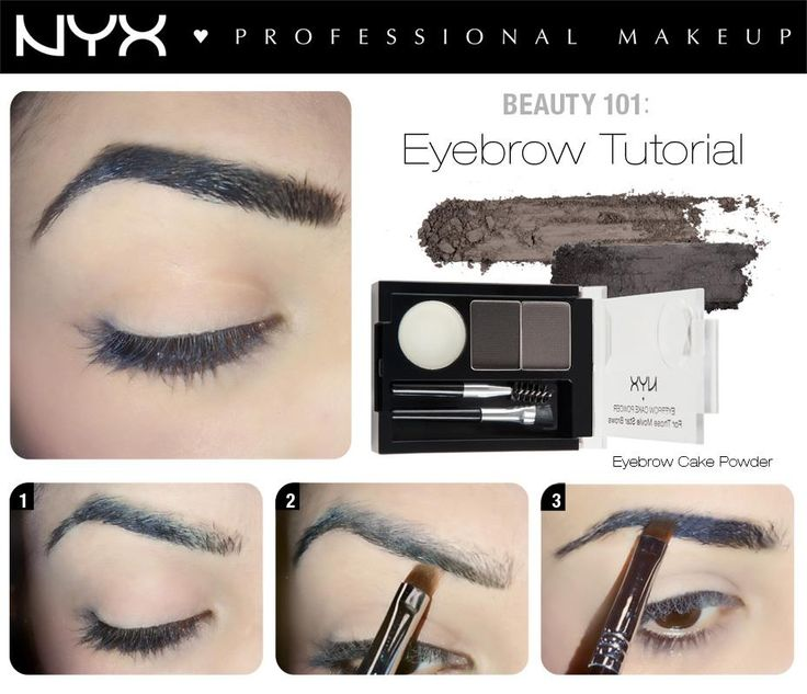 i love eyebrow tutorials :)
