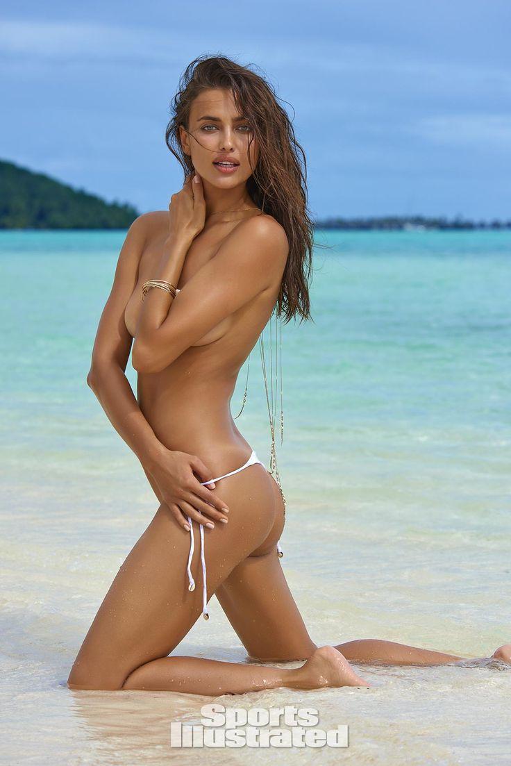 Magnífica Irina Shayk, de nuevo para el Sports Illustrated Swimsuit Special 2016                                                                                                                                                                                 Más
