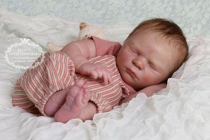 Reborn Doll Kits & Reborn Supplies. Most Complete Reborn Supply Store on the Web! Emma asleep/realborn